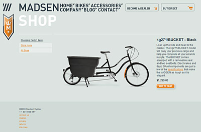 Madsen Cycles Store