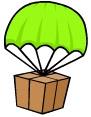 Dropparachute